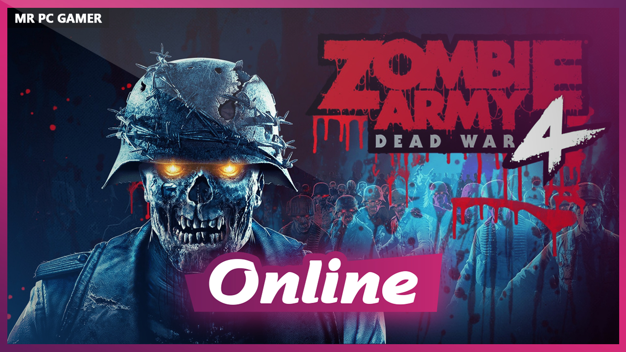 Download Zombie Army 4 Dead War v2.02 + ONLINE
